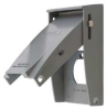 Weatherproof Plate,Duplex,Vertical -- 14H189