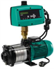 Water-Supply Pumps with Frequency Converter Electronic Control -- Wilo-EMHIL