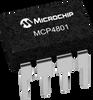 D/A Converter -- MCP4801 - Image