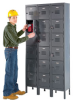 EDSAL 6-Tier Lockers -- 7824895