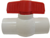 VALVES, FOOT VALVES AND BALL VALVES, PVC BALL VALVE -- 60-1322