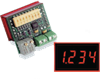 LED Display Process Control Monitor -- DMS-20PC-0/5 Series