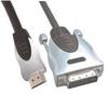WALDOM ELECTRONICS - 65-1974-35 - HDMI-DVI VIDEO CABLE, 35FT, BLACK -- 663702