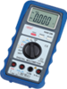 Hand Held Digital Multimeter -- 6400 DM - Image