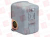 PRESSURE SWITCH 120-150PSI 575VAC 10AMP DPST -- 9013FHG12J55 - Image
