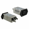 Power Entry Connectors - Inlets, Outlets, Modules -- 3EBF1-ND