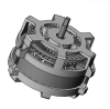 Brushless High Speed Blender Motor -- PBL8520 Series -Image