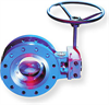 Butterfly Valves -- Single, Double or Tripple Offset, PTFE Seats, Ebonite Lined and Firesafe options Available -- View Larger Image