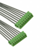 Rectangular Cable Assemblies -- 455-3036-ND -Image