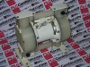 PUMP AIR OPERATED DOUBLE DIAPHRAGM 3/4INCH -- 50101222
