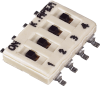High Rel SPST Through Hole Dip Switches -- IKN0800000