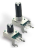 Conductive Plastic Panel Potentiometers -- P090S