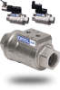 Pneumatic Axial Valve -- VIP Series -- View Larger Image
