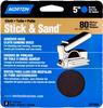 Norton Stick & Sand AO Coarse Grit Cloth PSA Disc