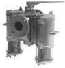 Marine Bronze Duplex Strainer -- 690