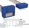 Rectangular Cable Assemblies -- C3BPS-1018G-ND -Image
