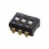 DIP Switches -- 563-CFS-0302TATR-ND -Image