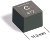 XAL1010 Series High Current Shielded Power Inductors -- XAL1010-682 -Image