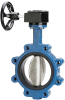 DeZURIK -- BOS Resilient-Seated Butterfly Valve Series