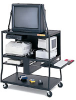 Multimedia Presentation Cart w/E-unit -- BBILS3