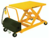 Scissor Lift - Light Duty Portable Electric -- PE24-10