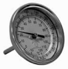 TNR Series Bi-Metal Thermometer -- TNR33040