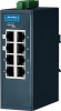 8 port Entry-Level Managed Switch Supporting Modbus/TCP -- EKI-5528I-MB -Image