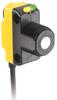 Clear Object Detection Sensors -- WORLD-BEAM QS18 Ultrasonic Sensors