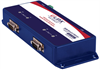 Isolated USB 2-Port to RS-232 Converter -- BB-USO9ML2-2P
