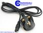 AC  Power Cords -- IEC(2W)-BSI CORDSET - Image