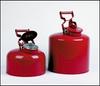 Safety Can Justrite - Non-Metalic 5 Gallon -- 17-182B