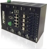 NT24K-DR24-DC Modular Managed Ethernet Switch, DC -- NT24K-DR24-DC
