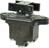 TP Series Rocker Switch, 2 pole, 3 position, Screw terminal, Above Panel Mounting -- 2TP7-70 -Image