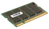 CRUCIAL 1GB 200PIN SODIMM DDR2 PC2-5300 CL5 UNBUFFERED NON-ECC -- CT12864AC667