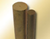 Powdered Metal SAE 841 Solid Bronze Bars - Image