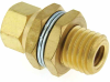 10-32 Threaded Bulkhead Fitting -- MBH Series