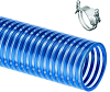 Low Temperature PVC Suction Hose -- Blue Water BW™ Series -Image