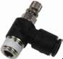 Miniature Flow Control Regulator Valves -- FCMI731 Miniature Meter In Flow Control