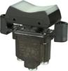 TP Series Rocker Switch, 1 pole, 3 position, Screw terminal, Flush Panel Mounting -- 1TP1-7 -Image