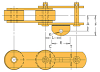 Bagasse Carriers -- 95RA-42 -- View Larger Image
