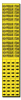 Self-Sticking Vinyl Pipe Marker (3C; 1/2