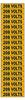 Conduit & Voltage Markers -- 44306