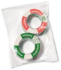 Slider Seal Plastic Bags -- 49848
