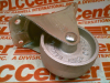BOND CASTERS AND WHEEL CORP 51-A-4 ( CASTER RIGID PLAIN BEARING 4IN ) -Image