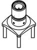 RF Connectors / Coaxial Connectors -- R114426000 -Image