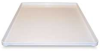 Tray Fiberglass,1x17x25 In,White -- 9DDX1