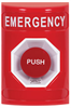 Entry-Guard™ Emergency Stop Switches, Flush Mount -- ETG-ES-F
