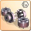 Anti-Static / Flameproof Couplings -- JXL Series
