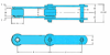 Bearing Roller Conveyor Chains -- RF26450BR -Image