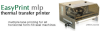 Thermal Transfer Printer -- EasyPrint MLP